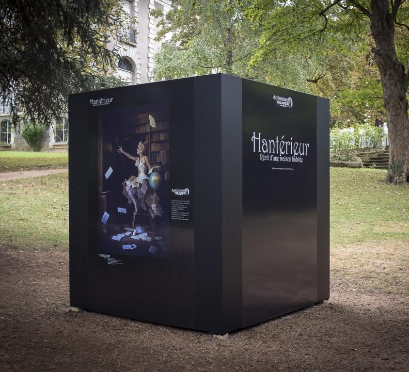Exposition «Hantérieur»
